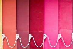 Abat-jour colorés Photographie stock