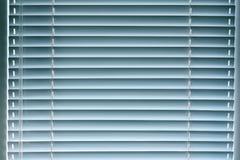 Abat-jour d'aluminium de fenêtre Fond Photos libres de droits
