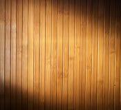 Abat-jour de bambou Image libre de droits