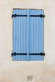 Abat-jour de bleu colorés par lavande Image libre de droits