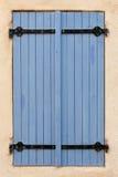Abat-jour de bleu colorés par lavande Photographie stock