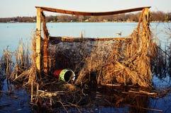 Abat-jour de canard photographie stock libre de droits