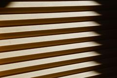 Abat-jour de fenêtre Photographie stock libre de droits