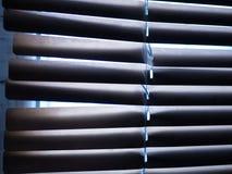 Abat-jour de fenêtre Images libres de droits