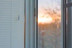 Abat-jour de fenêtre Images stock