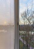 Abat-jour de fenêtre Photographie stock