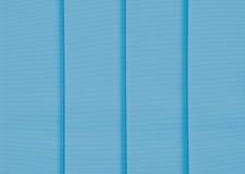 Abat-jour de fenêtre bleus pour le fond Image libre de droits