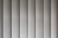 Abat-jour de fenêtre gris Photo stock