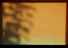 Abat-jour de rouleau, avec des ombres Photographie stock