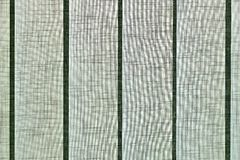 Abat-jour de verticale sur la fenêtre Photo stock