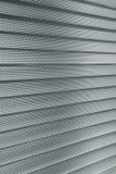 Abat-jour en aluminium d'obturateur Photo libre de droits