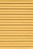 Abat-jour en bois de jaune Photo libre de droits