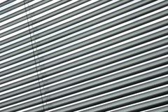 Abat-jour métalliques Semi-closed Image stock