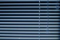 Abat-jour sur la fenêtre Image libre de droits