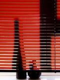 Abat-jour vénitiens Photo libre de droits