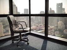 Abater vazio e só no escritório Foto de Stock Royalty Free