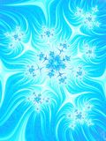 Abatrsact aqua blue white background. Christmas cute pattern. Fr. Abatrsact aqua blue white background. Christmas cute pattern. Winter snowflakes, stars. Frozen Stock Photography