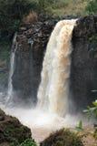 Abay Fälle Tiss auf den blauen Nil, Äthiopien Lizenzfreies Stockfoto