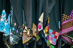 Abayas colorido Fotografía de archivo libre de regalías