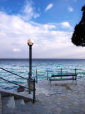 Abazzia Ansicht Lizenzfreies Stockbild