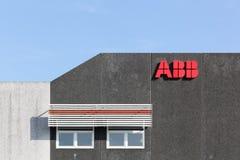 ABB building in Denmark Royalty Free Stock Photos