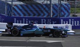 ABB-Formulesras in rijken ZÃ ¼: Het eerste ras sinds 64 jaar binnen royalty-vrije stock fotografie