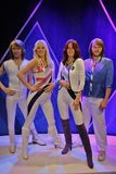 At ABBA the Museum in Stockholm Royalty Free Stock Photos