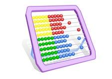 Abbaco Multi-coloured Immagini Stock