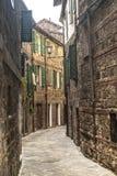 Abbadia San Salvatore Arkivbild