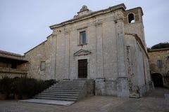 Abbadia St Peter royaltyfri bild