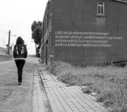 abbandoned дом Стоковое Фото