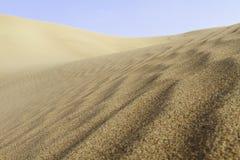 Sabbia del deserto Immagine Stock