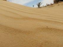 Abbandoni la sabbia fotografia stock