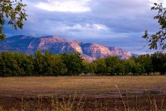 Abbandoni le montagne Fotografia Stock