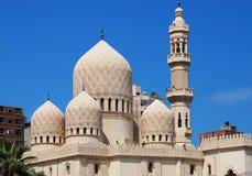 abbas abu Al清真寺mursi 库存照片