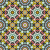 Abbas Seamless Pattern Two Royaltyfri Bild