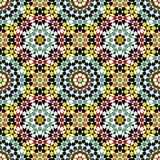 Abbas Seamless Pattern Two Imagen de archivo libre de regalías
