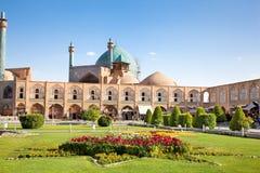abbasi esfahan Iran jame meczet zdjęcia royalty free