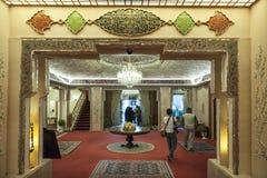 Abbasi hotell i Esfahan Royaltyfri Bild