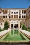 abbasian historiskt hus kashan iran Fotografering för Bildbyråer