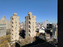 Abbassi il lato est, New York Fotografia Stock
