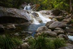 Abbassi Josephine Falls Fotografie Stock Libere da Diritti