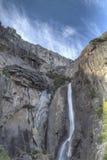 Abbassi Yosemite Falls Fotografie Stock Libere da Diritti