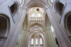 Abbatiale de la Benedictine, Fecamp, Normandie, Frankrike Royaltyfria Foton