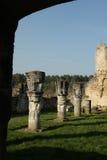 Abbay i Soissons, Frankrike Royaltyfria Bilder