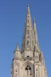 Abbay i Soissons, rth av Frankrike Arkivbild