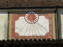 Abbaye Нотр-Дам Ambronay Стоковые Фото