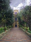 Abbaye photo stock