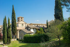 Abbaye antique Photo libre de droits