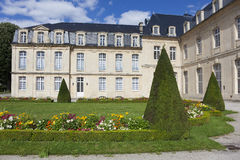 Abbaye-aux-Dames, Caen Royalty Free Stock Images